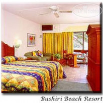 Фото отеля Bushiri Beach Resort 3*