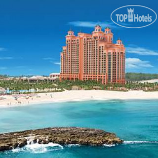 Фото отеля  Atlantis Paradise Island Resort (The Cove Atlantis) 5*