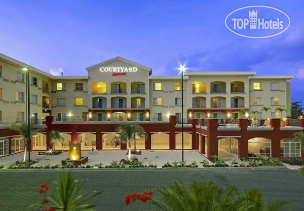 ���� Courtyard Bridgetown 3* / �������� / ��������