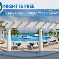 Breezes Sol De Plata Beach Resort