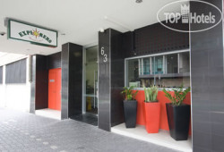 Explorers Inn Brisbane 3*