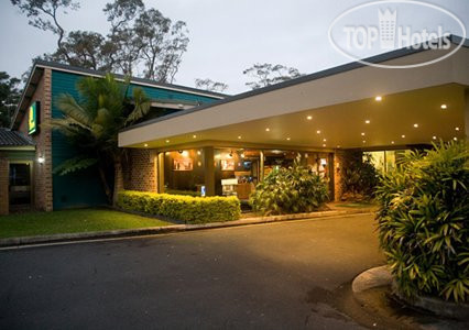 Quality Inn The Willows, Gosford North 4*
