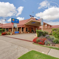Фото отеля Comfort Inn Parkes International 4*