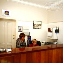 Фото отеля Best Western Travellers Rest Motor Inn 4*