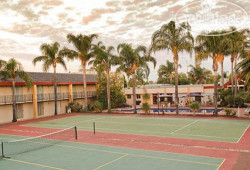 Quality Resort Inlander, Mildura 4*