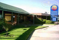 Comfort Inn & Suites Emmanuel, Lakes Entrance 4*