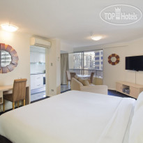 Фото отеля Oaks Hyde Park Plaza 4*