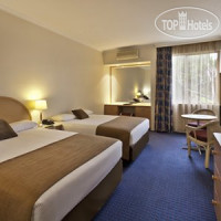 Фото отеля Quality Hotel Manor, Mitcham 4*