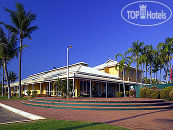 Mercure Broome 3*