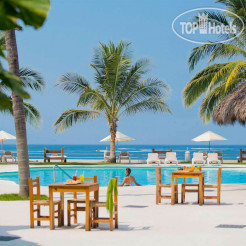 Территория отеля Plaza Pelicanos Club Beach Resort