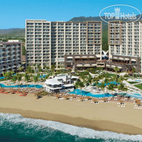 Фото отеля Now Amber Puerto Vallarta 5*