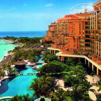 Фото отеля Fiesta Americana Grand Coral Beach Cancun Resort & Spa 5*