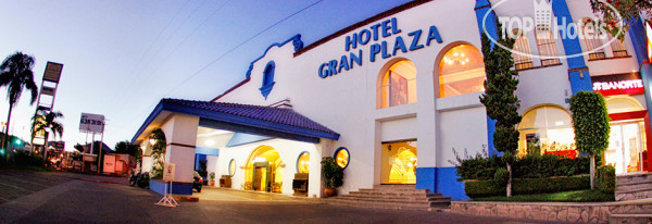 Gran Plaza Hotel & Convention Center 3*