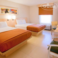 Фото отеля City Express Los Mochis 4*