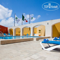 Фото отеля Holiday Inn Puebla La Noria 3*