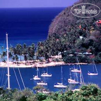 Фото отеля Marigot Beach Club Hotel & Dive Resort 4*