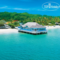 Фото отеля Sandals Halcyon Beach Resort & Spa 5*