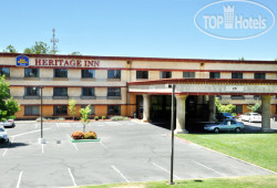 Best Western Plus Heritage Inn - Chico 2*