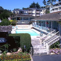 Фото отеля Best Western Plus Carmel Bay View Inn 3*