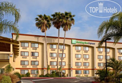 Holiday Inn Express Colton-Riverside North 2*