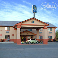 Фото отеля Best Western Plus Antelope Inn Red Bluff 3*