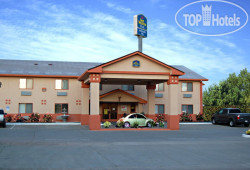 Best Western Plus Antelope Inn Red Bluff 3*