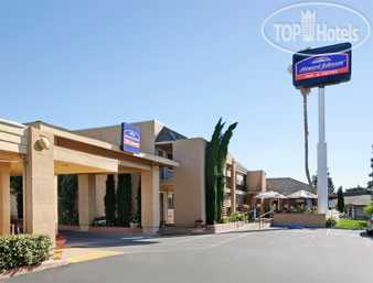 Howard Johnson Inn And Suites Vallejo/Near Discovery Kingdom 2*