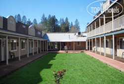 The Old West Inn Willits 3*