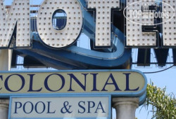 Colonial Pool & Spa Motel 2*