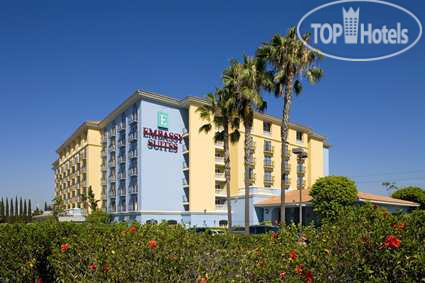 Embassy Suites Anaheim North 3*
