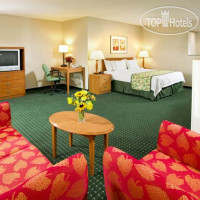 Фото отеля Fairfield Inn by Marriott Sacramento Cal Expo 3*