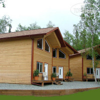 Фото отеля Alaska Adventure Unlimited Chalets 3*