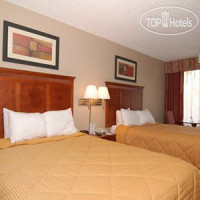 Фото отеля Comfort Inn Airport/Cruise Port South 3*