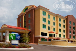 Holiday Inn Express Hotel & Suites Chaffee-Jacksonville West 2*