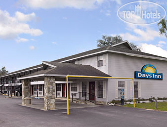 Days Inn-Madison 2*