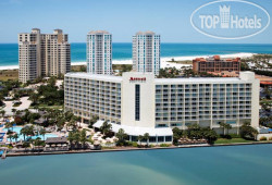Clearwater Beach Marriott Suites on Sand Key 4*