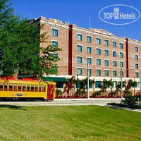 Фото отеля Hampton Inn & Suites Tampa Ybor City Downtown 2*