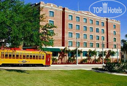 Hampton Inn & Suites Tampa Ybor City Downtown 2*