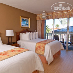 Номера Wyndham Garden Clearwater Beach