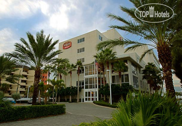 Residence Inn St. Petersburg Treasure Island 3*