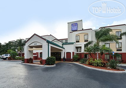 Sleep Inn Sarasota 2*