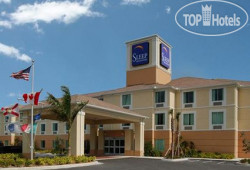 Sleep Inn & Suites Port Charlotte 2*