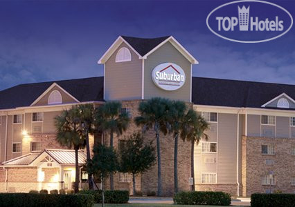 Suburban Extended Stay Fort Myers 2*