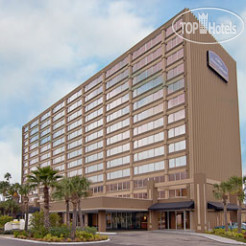 Howard Johnson Plaza Tampa Downtown 3* - Фото отеля