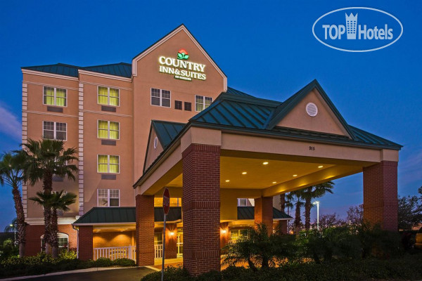 Country Inn & Suites By Carlson Tampa/Brandon 2*
