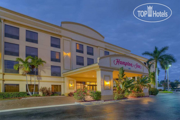 Hampton Inn Palm Beach Gardens 3*
