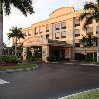 Фото отеля Hampton Inn Palm Beach Gardens 3*