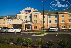 Fairfield Inn & Suites by Marriott Tampa Fairgrounds/Casino 3*