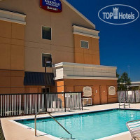 Фото отеля Fairfield Inn & Suites by Marriott Tampa Fairgrounds/Casino 3*