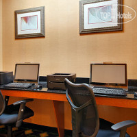 Фото отеля Fairfield Inn & Suites by Marriott Tampa North 2*
